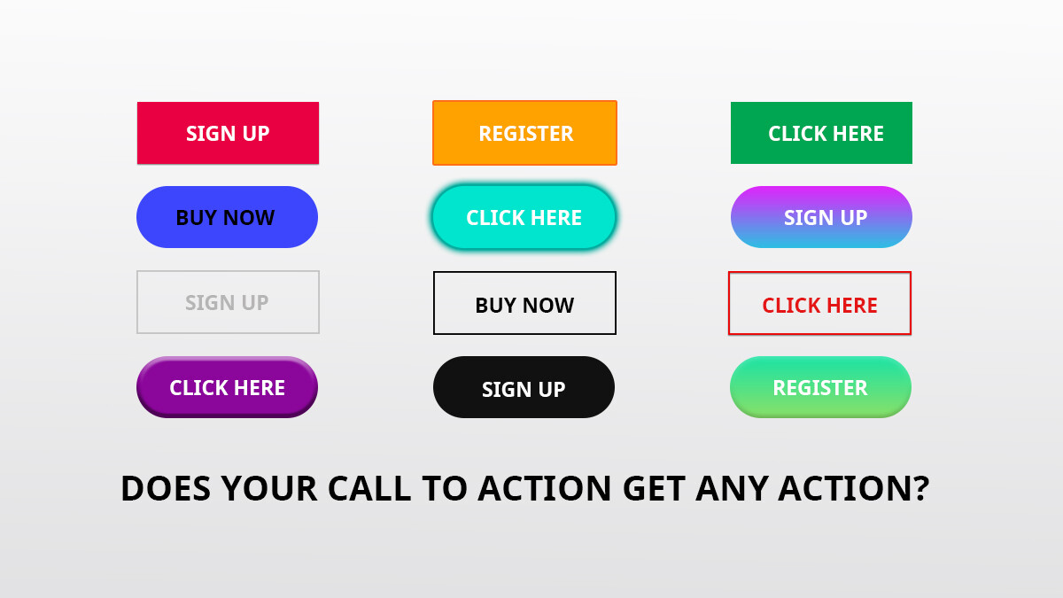 Does Your Call to Action Work? CTA Conversion Optimization Tips