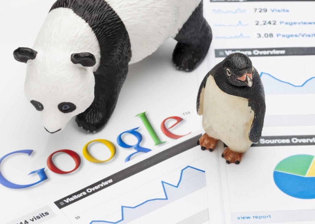 understanding google algorithms
