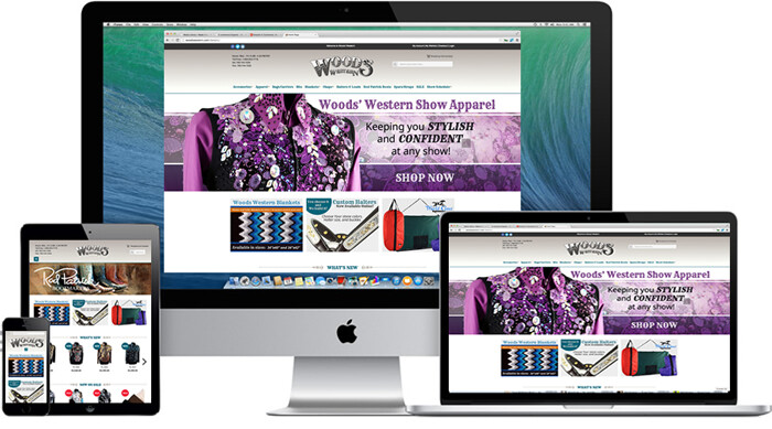 E-Commerce website design and development Indianapolis