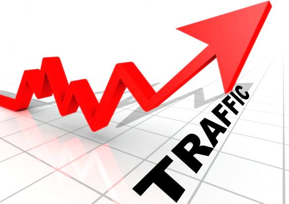 improve organic website traffic