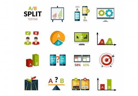 split testing ideas