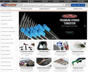 E-Commerce Case Study Website Image